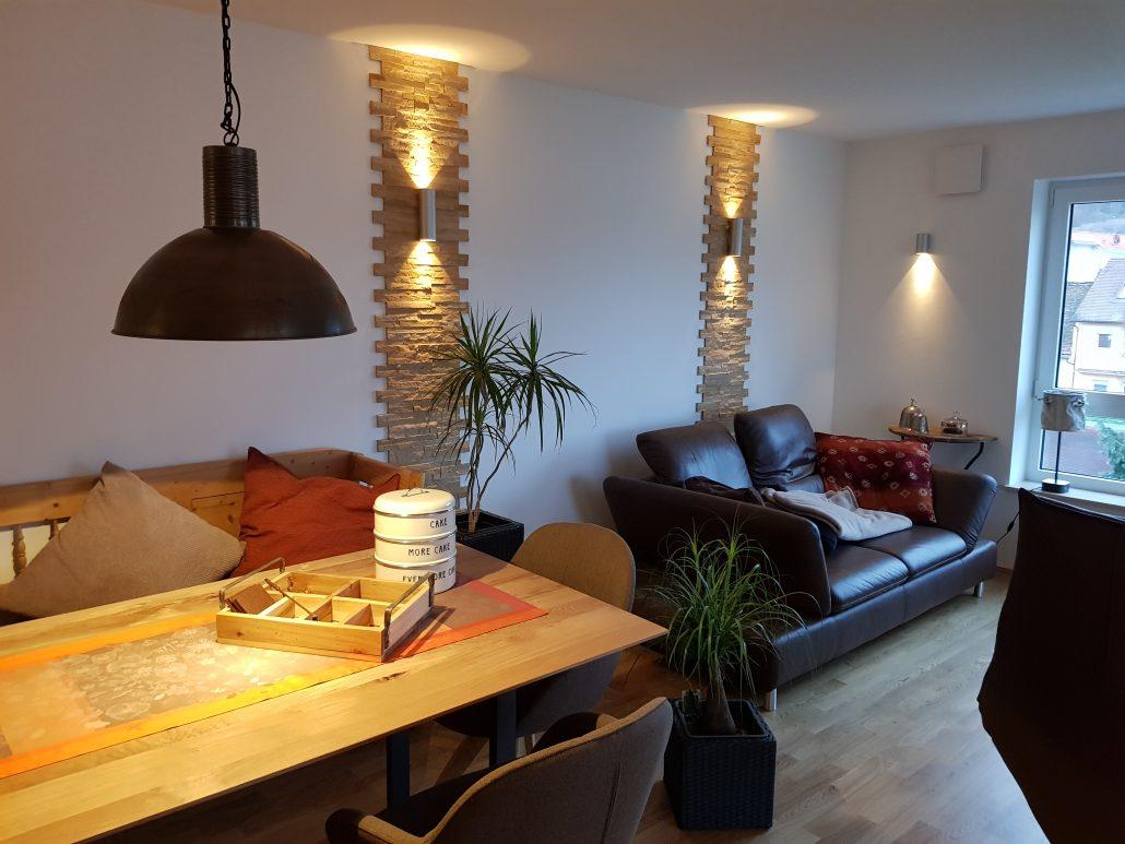 Referenzen, Innenbeleuchteung, Lichtraum Aschaffenburg
